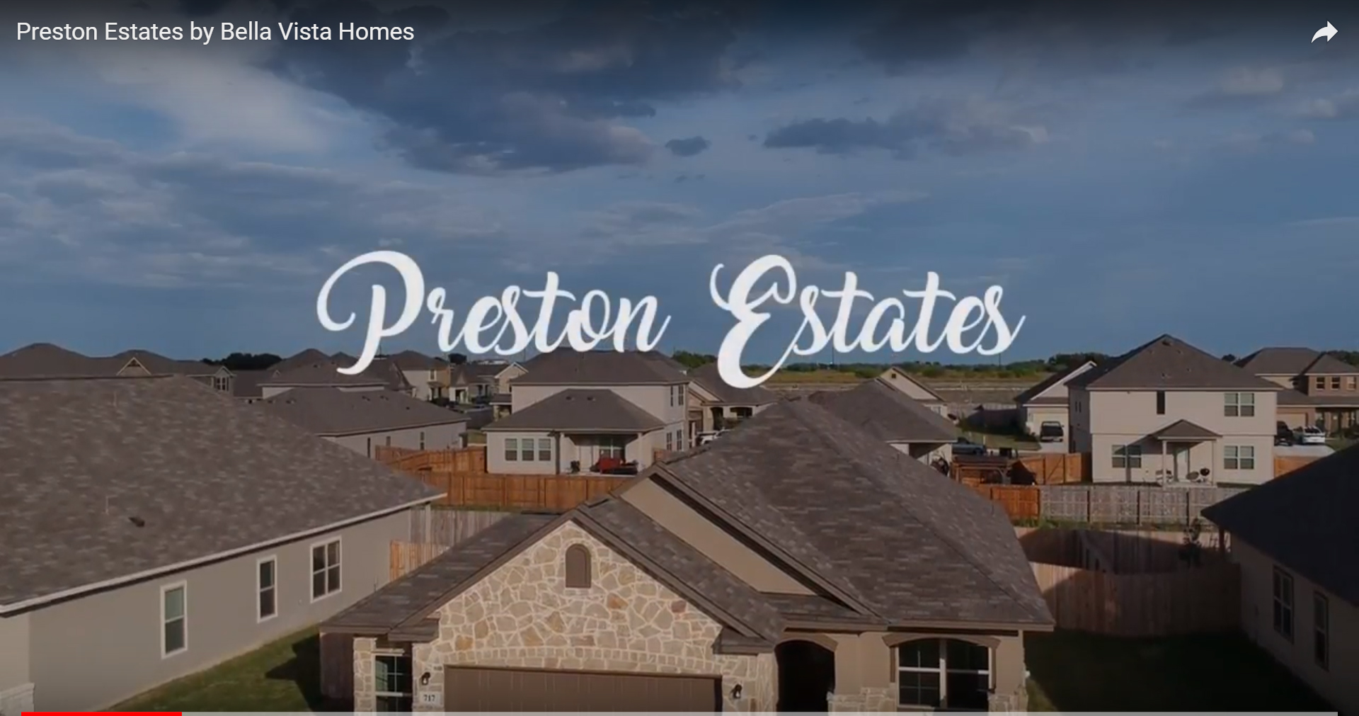 Preston Estates Tour Video