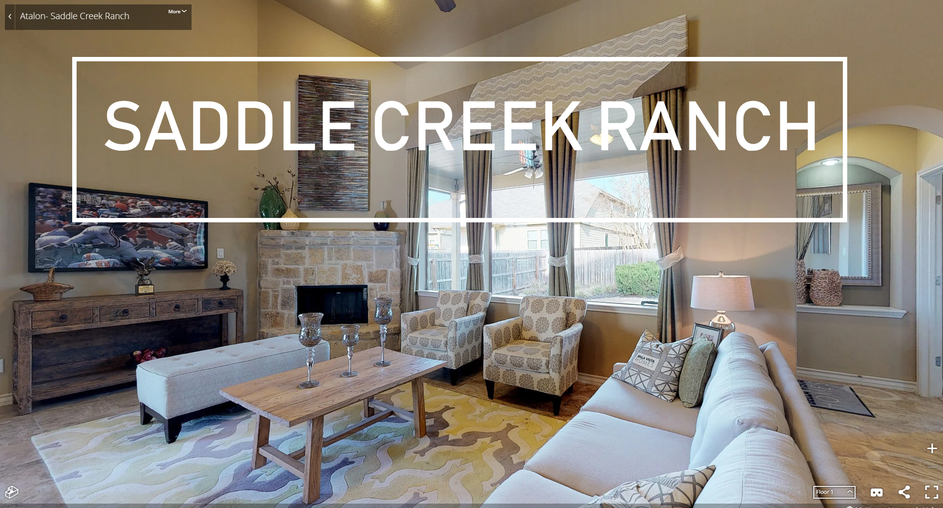 Saddle Creek Ranch Tour Video