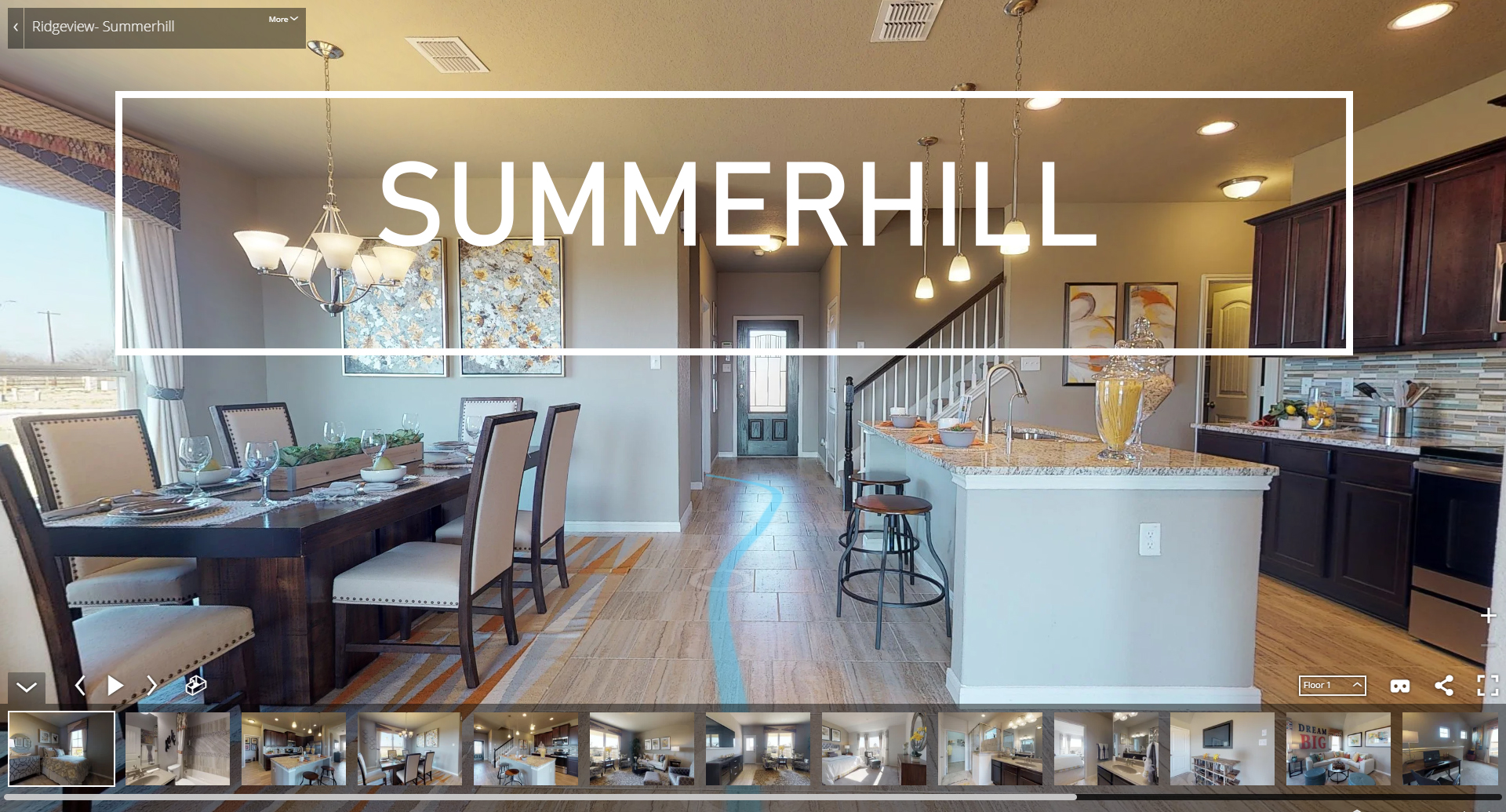 Summerhill Tour Video