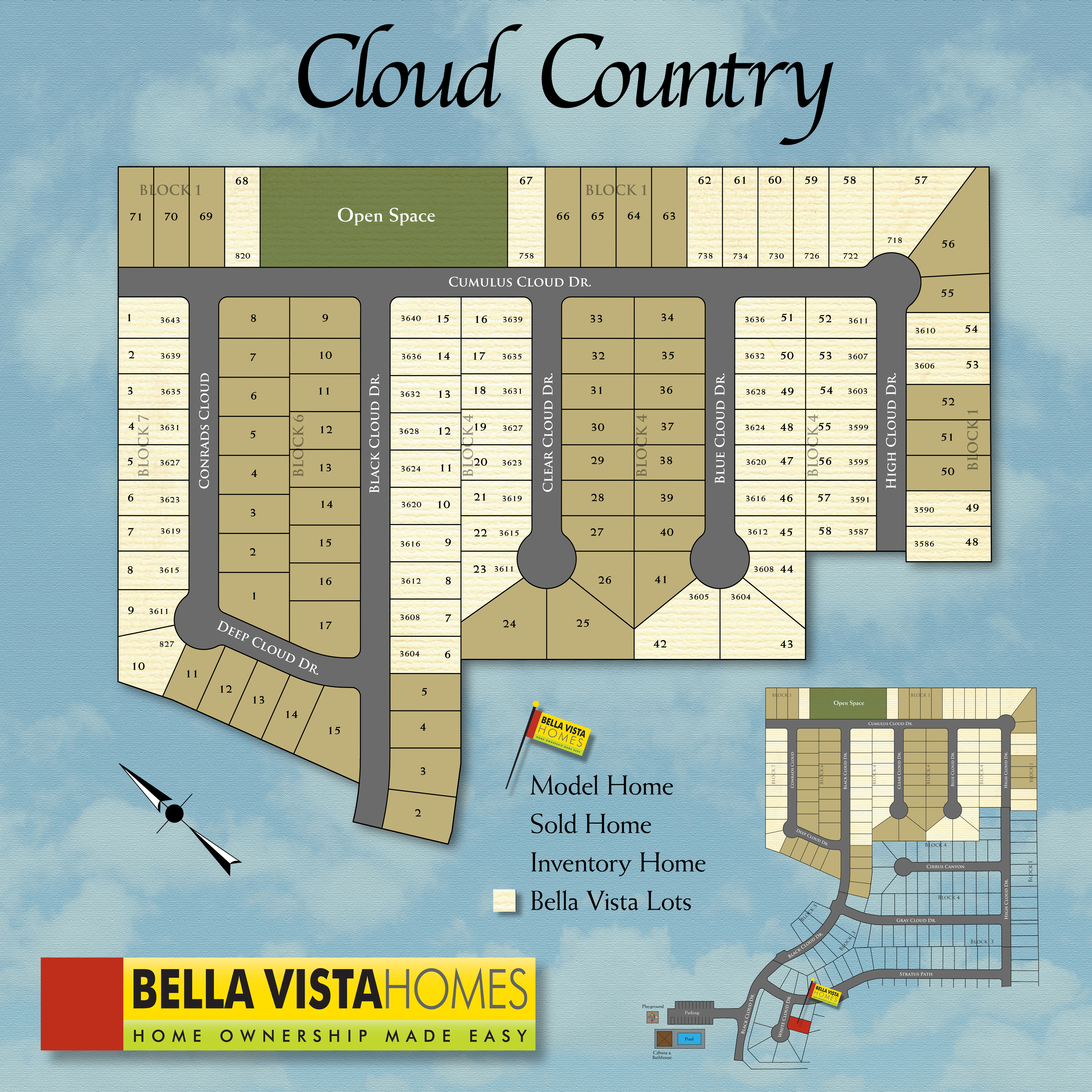 New Braunfels, TX Cloud Country New Homes